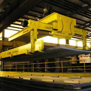 Design and Manufacturing of a Hydraulic Sheet Lifter