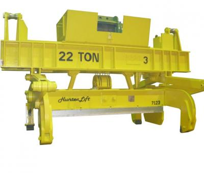 Hoist Operated Slab Tong