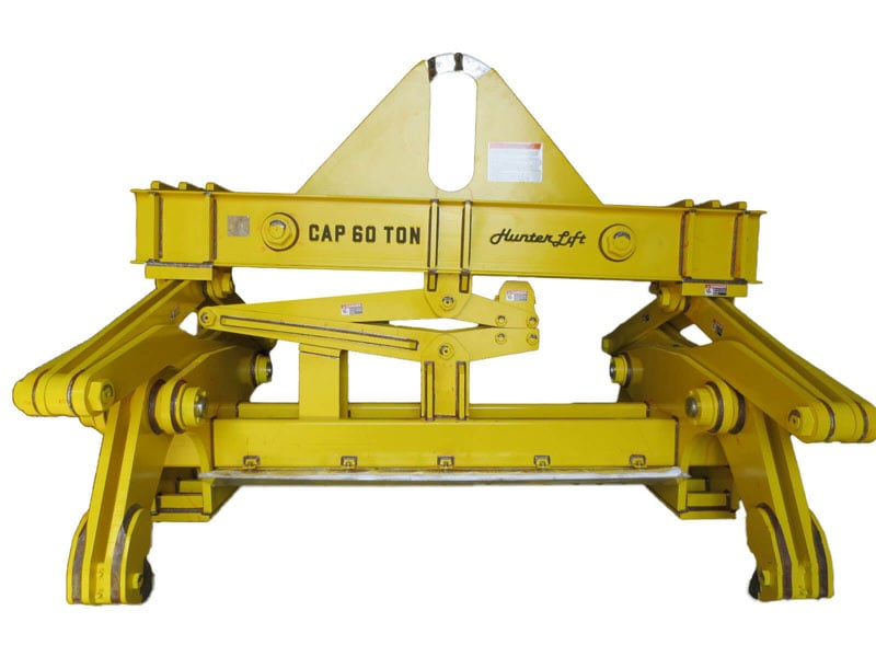 Wide Range Automatic Slab Tong & Grab