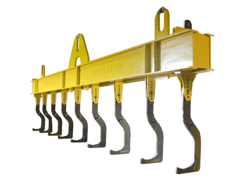 Adjustable Burden & Lifting Beams