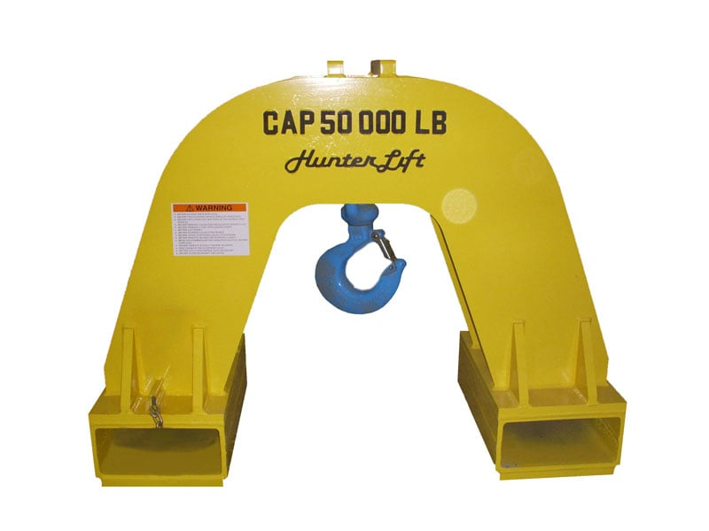 Fork Tine Lift Beam - Fork Truck Attachments