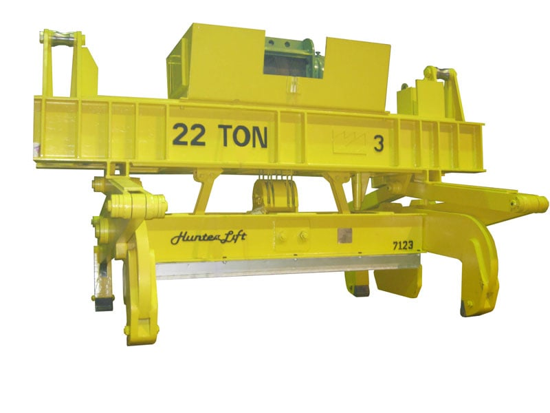 Hoist Operated Slab Tong & Lifting Tong
