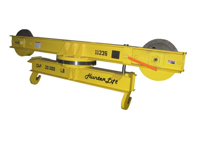 Motorized Lift Beam - Motorized Crane Lifting Beams
