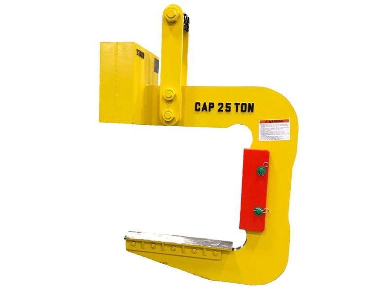 Single Coil C-Hook - C-Hook Coil Lifter